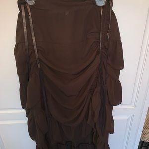 Dresses & Skirts - Steampunk halloween costume skirt!